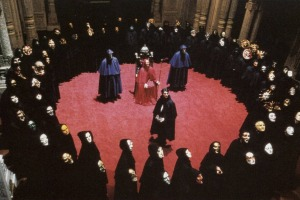'Eyes Wide Shut' Live Read Set from Film Independent, Capes and Masks Encouraged