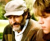 GOOD WILL HUNTING, from left, Robin Williams, Matt Damon, 1997, ©Miramax/courtesy Everett Collection