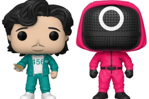 Here's How You Can Pre-Order 'Squid Game' Funko Pop! Vinyl Figures