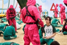 """Lee Jung-jae in """"Squid Game"""""""