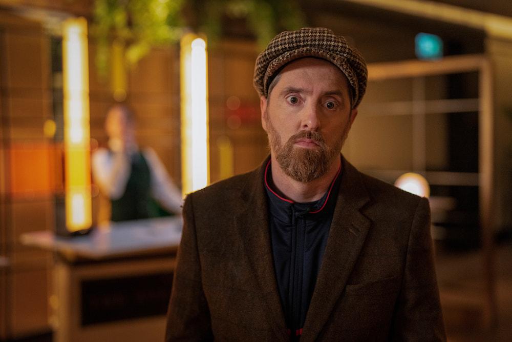 Ted Lasso Season 2 Beard After Dark Coach Beard episode