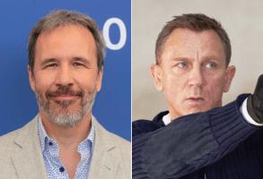 Denis Villeneuve and James Bond