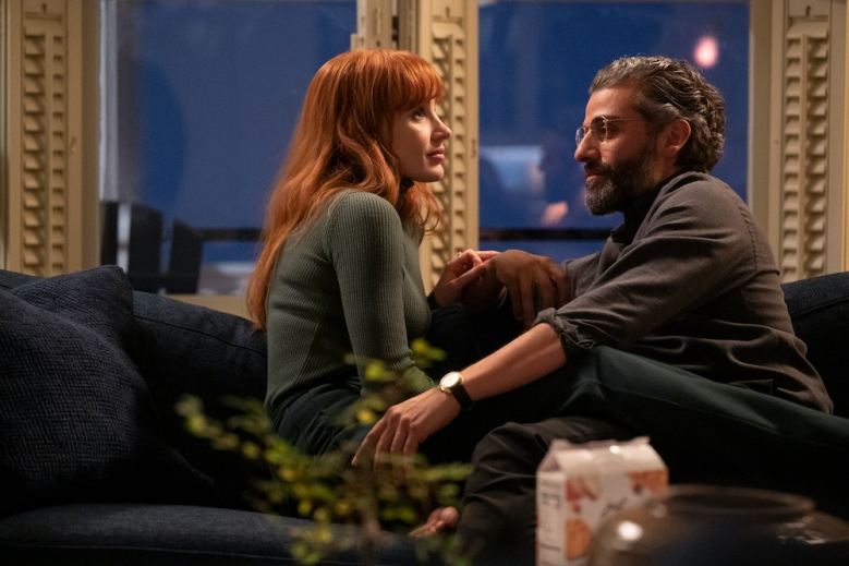 Scenes From a Marriage HBO Oscar Isaac Jessica Chastain