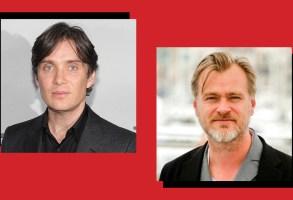 "Cillian Murphy and Christopher Nolan team up for ""Oppenheimer"""